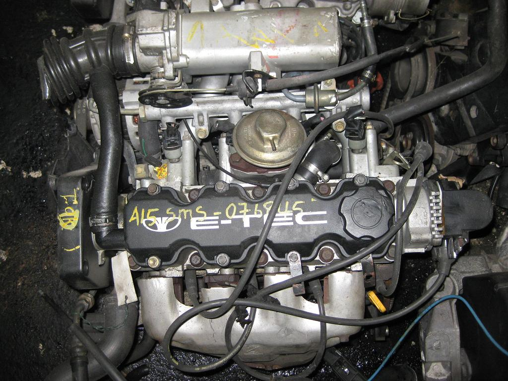 Daewoo Engines - Jap-euro