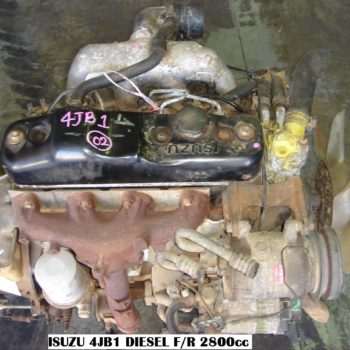 ISUZU-4JB1-2.8-DIESEL-TRUCK