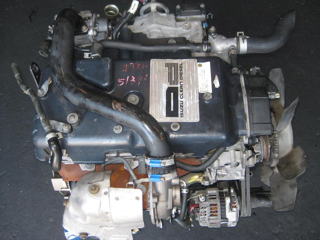 Isuzu Engines Jap Euro Engine And Gearbox Specialists