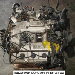 ISUZU-6VD1-V6-3.2-PETROL-SIDE-COIL