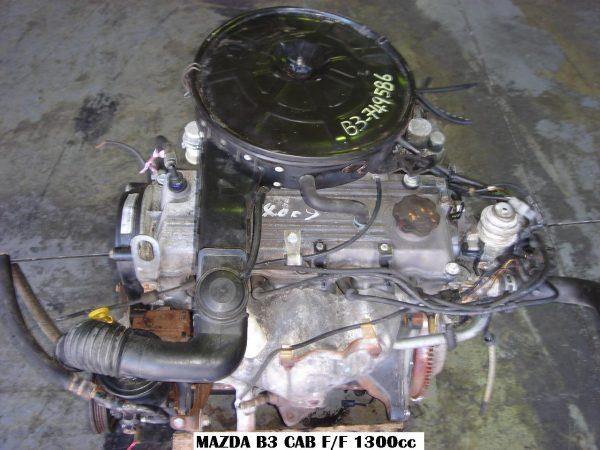 MAZDA-B3-1.3-CAB