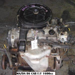 MAZDA-B6-1.6-CAB