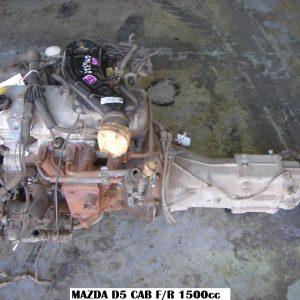MAZDA-D5-1.5-CAB