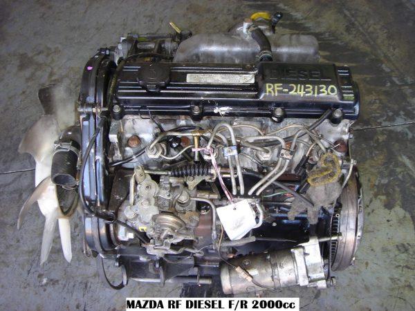 MAZDA-RF-2.0-DIESEL-NON-TURBO