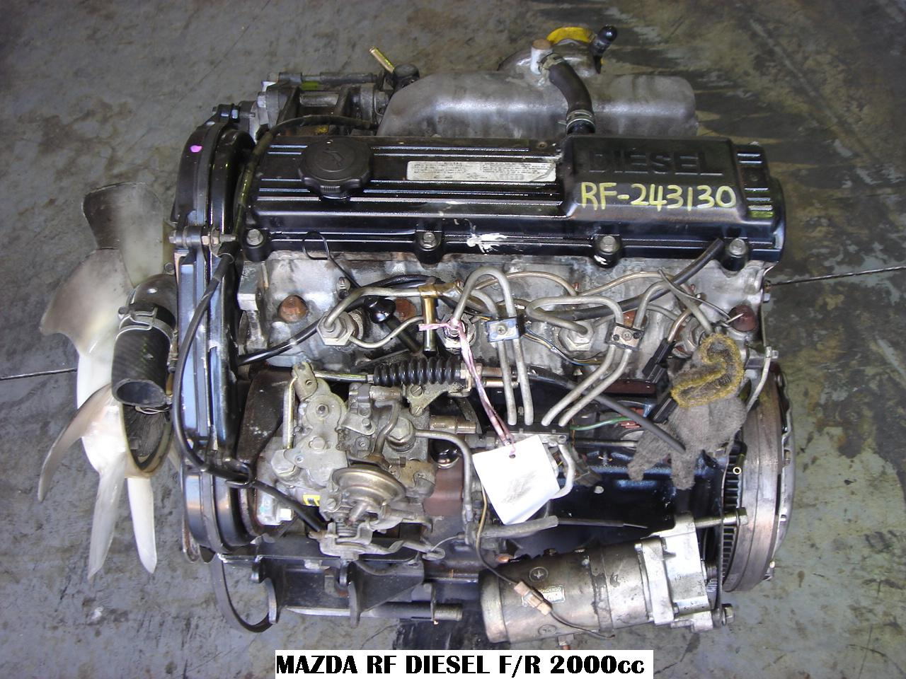 Mazda Engines - Jap-Euro - Engine and Gearbox Specialists