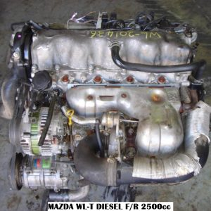 MAZDA-WL-2.5-DIESEL-TURBO