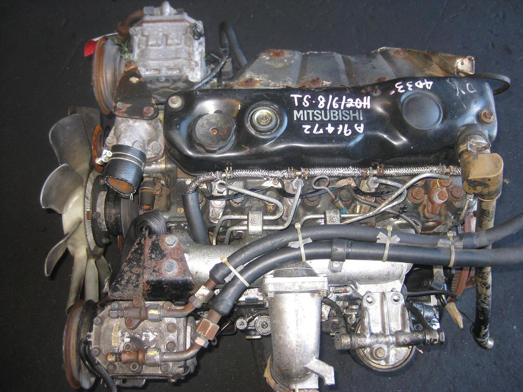 Mitsubishi Engines - Jap-Euro - Engine and Gearbox Specialists