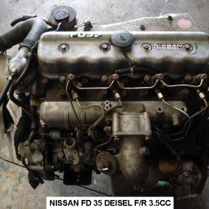 NISSAN-FD35-3.5-DIESEL-CABSTAR