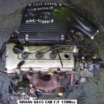 NISSAN-GA15-1.5-CAB-16V