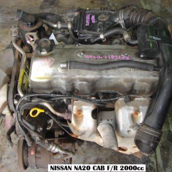 NISSAN-NA20-2.0-CAB