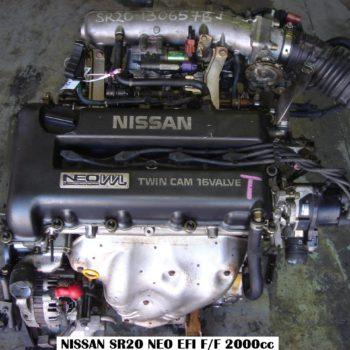 NISSAN-SR20-2.0-NEO-VVL-PRIMERA
