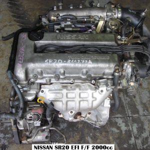 NISSAN-SR20-2.0-NON-TURBO-FWD