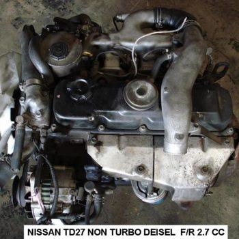 NISSAN-TD27-2.7-DIESEL