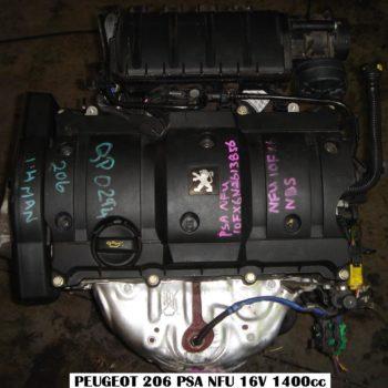 PEUGEOT-1.4-16V-206