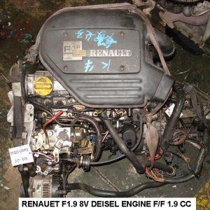 RENAULT-F8QK630-1.9-DIESEL-KANGOO