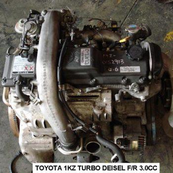 TOYOTA-1KZ-3.0-TURBO-LANDCRUISER
