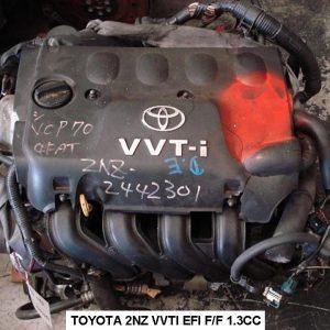 TOYOTA-2NZ-VVTI-1.3-YARIS