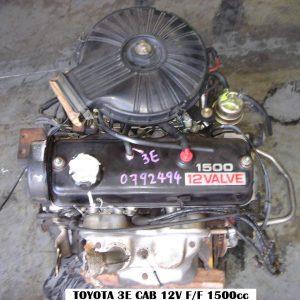 TOYOTA-3E-1.5-CAB