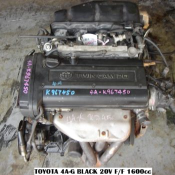 TOYOTA-4A-GE-1.6-20V-TWIN-CAM-BLACK