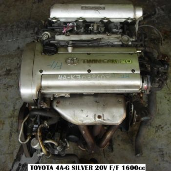 TOYOTA-4A-GE-1.6-20V-TWIN-CAM-WHITE