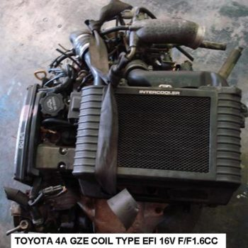 TOYOTA-4A-GZE-1.6-COIL-SUPERCHARGER