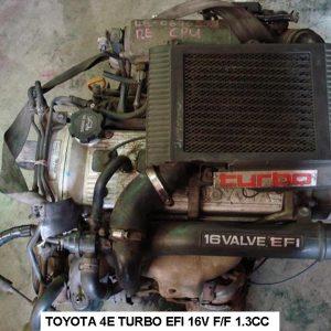 TOYOTA-4E-1.3-16V-TURBO