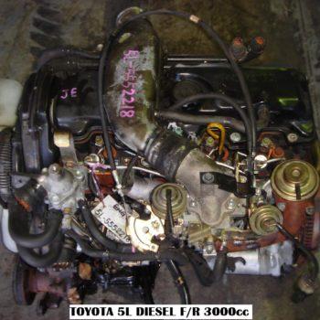 TOYOTA-5L-3.0-DIESEL-HI-ACE